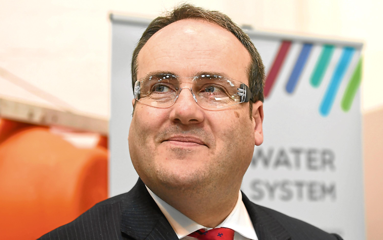 Paul Wheelhouse MSP.