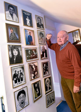 Herbert Donald is a former cinema, theatre and ice rink owner