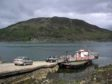 The MV Glenachulish