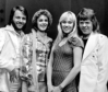 An ABBA cover band will ring in the new year