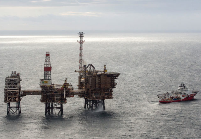 The National Data Repository holds a wealth of information aimed at bringing in fresh exploration. Pic: The Bruce field has recently changed hands from BP to Serica Energy