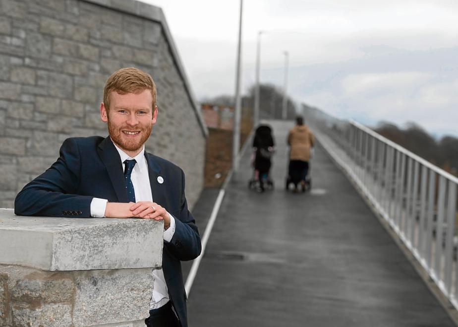 Council regeneration spokesman Ross Grant.