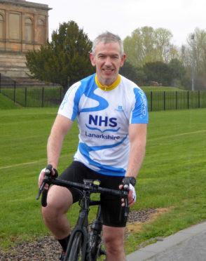 Scotland's deputy chief medical officer Gregor Smith