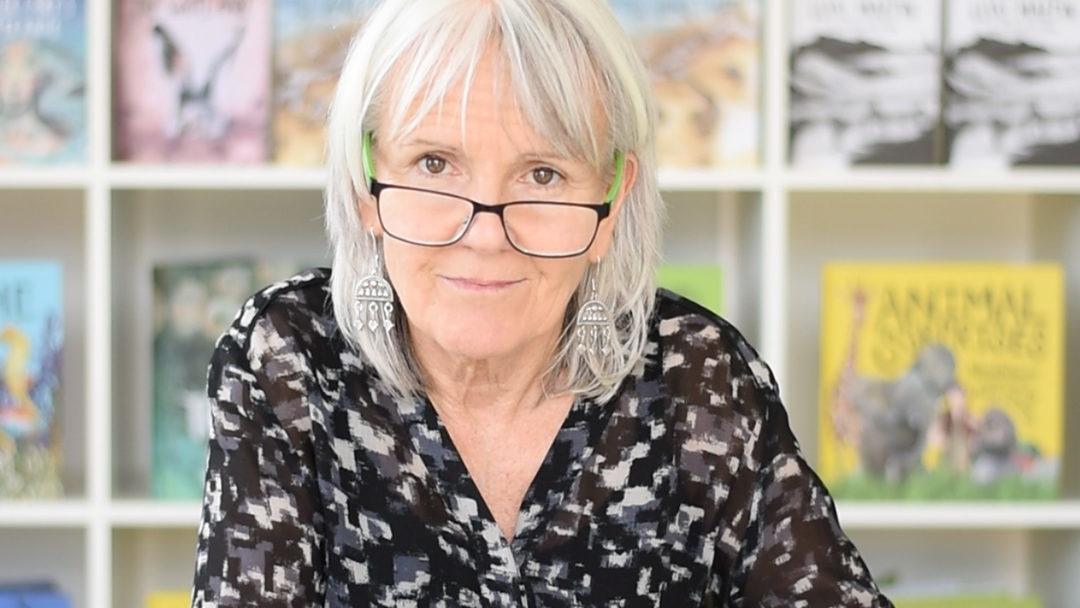 Award-winning children's author Nicola Davies