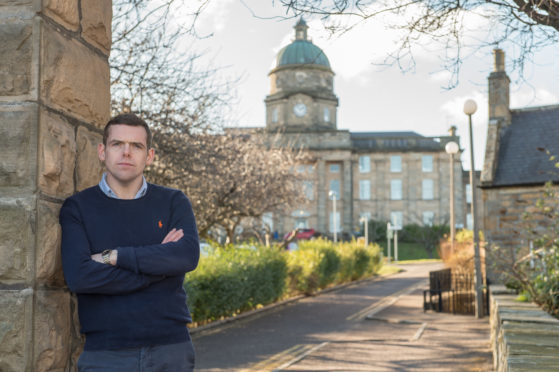 """Douglas Ross MP said the change would be a """"bitter blow"""" as many people with autism feel let down by the council."""