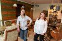 Picture of (L-R) Erica Boetto and Ioana Halmaciu