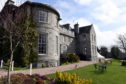 Raemoir House, Banchory, 75th anniversary with former staff.