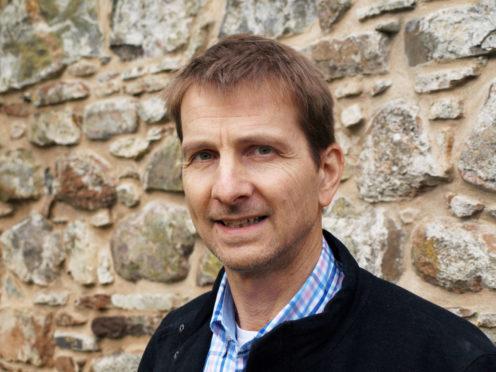 NHS Highland row consultant Dr James Bingham