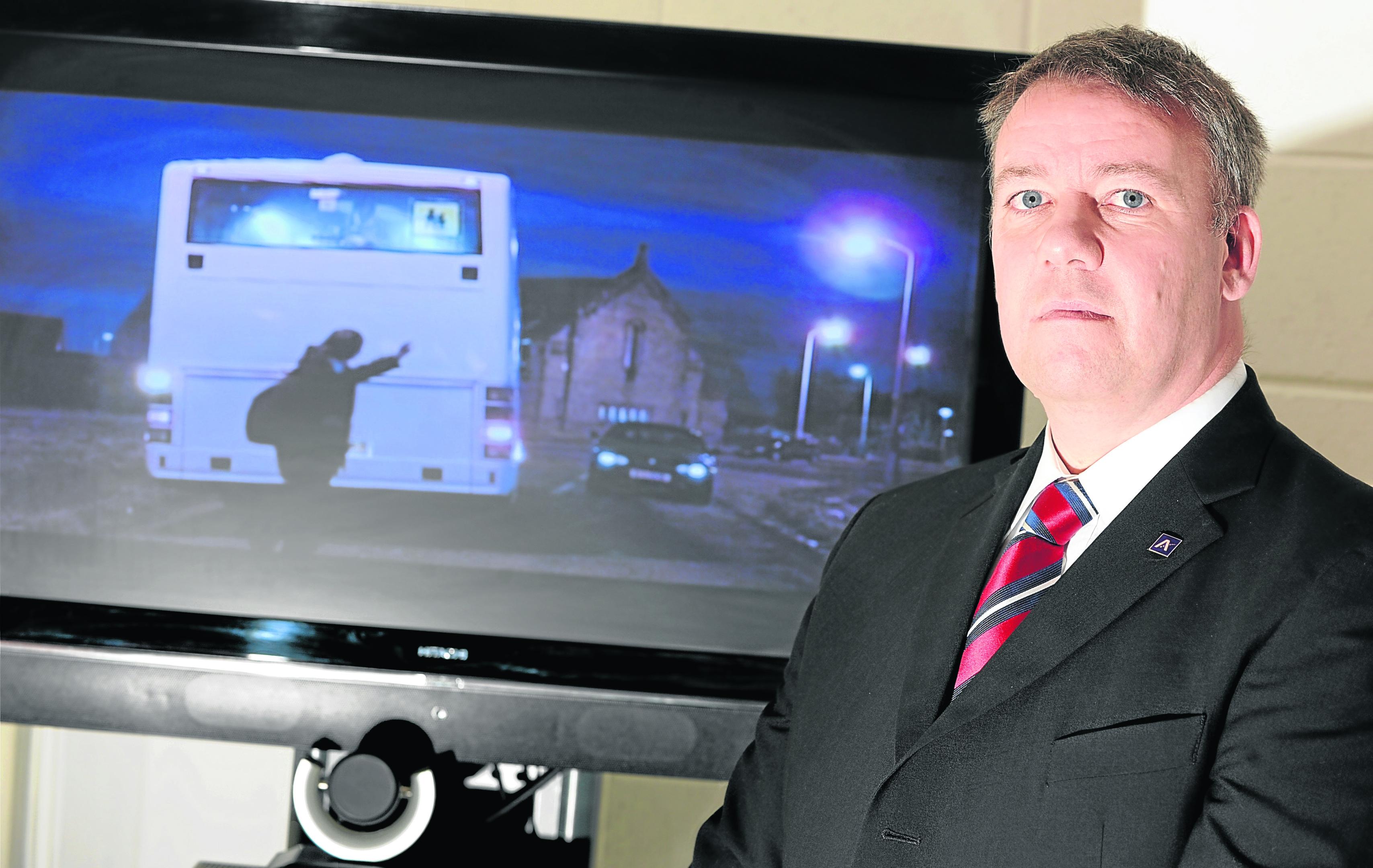 Ewan Wallace Aberdeenshire Council Head of Transportation