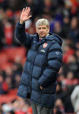 Arsenal manager Arsene Wenger will step down at the end of the season.