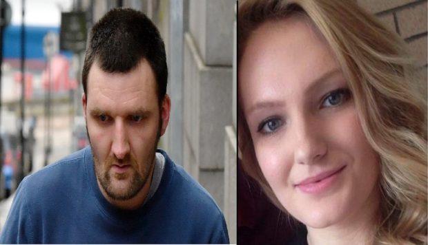 Mark Bruce, left, and Chloe Miazek