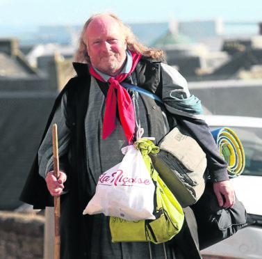 Francis John Ross-Bush at Inverness court.
