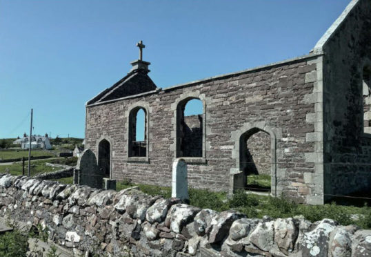 An appeal has been lodged against the decision to refuse plans to convert Stoer Church into a holiday home