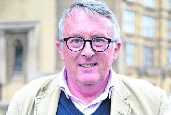Jamie Stone, Liberal Democrat MP    HANDOUTS FROM LIB DEMS