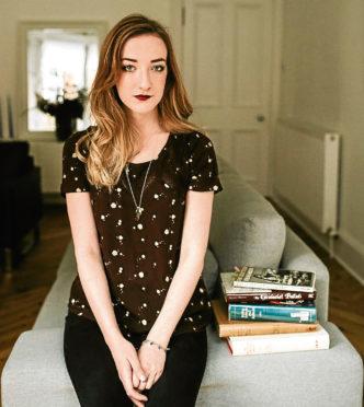 Iona Fyfe, 20, from Aberdeenshire.