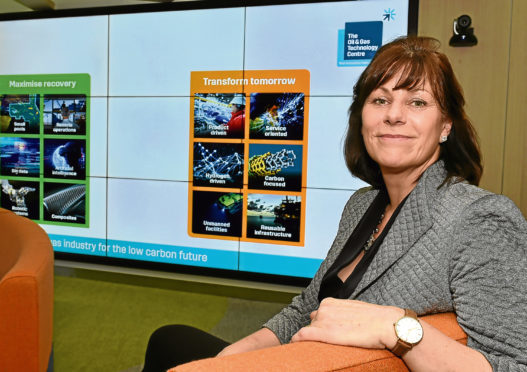 UK Energy and Clean Growth Minister Claire Perry