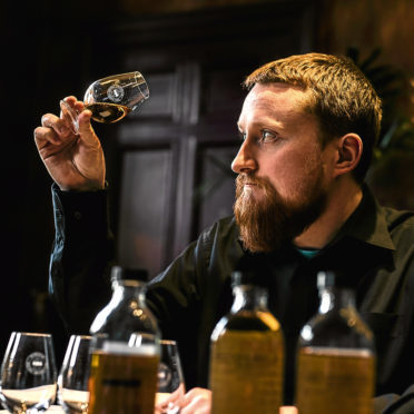 Euan Campbell, Spirits Manager at the Scotch Malt Whisky Society