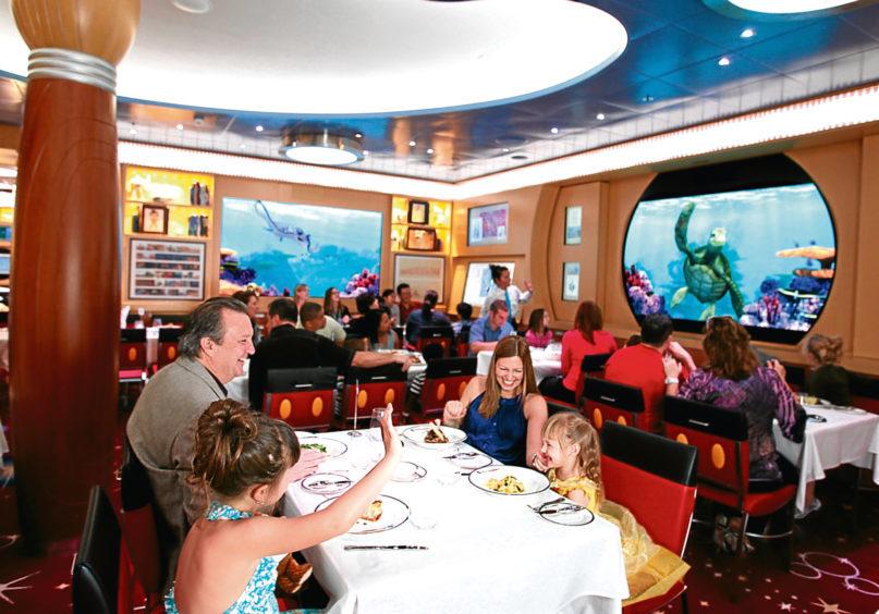 The Animator's Palate restaurant