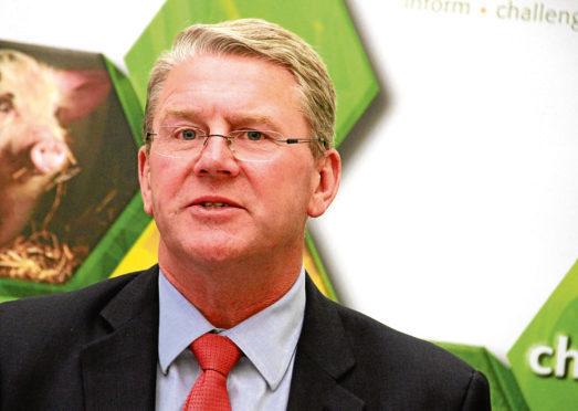 AHDB chairman Peter Kendall