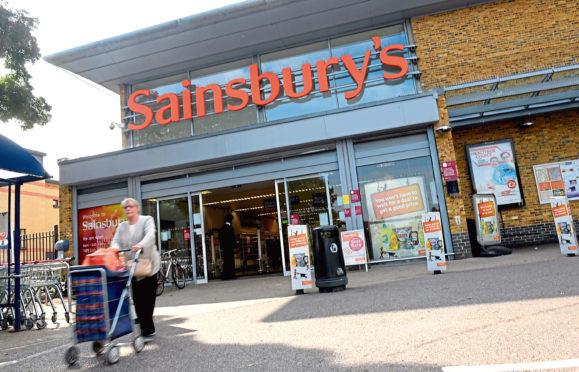 Sainsbury's and Asda set to merge.
