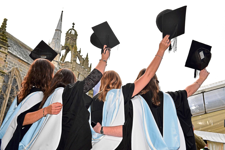 University of Aberdeen graduates