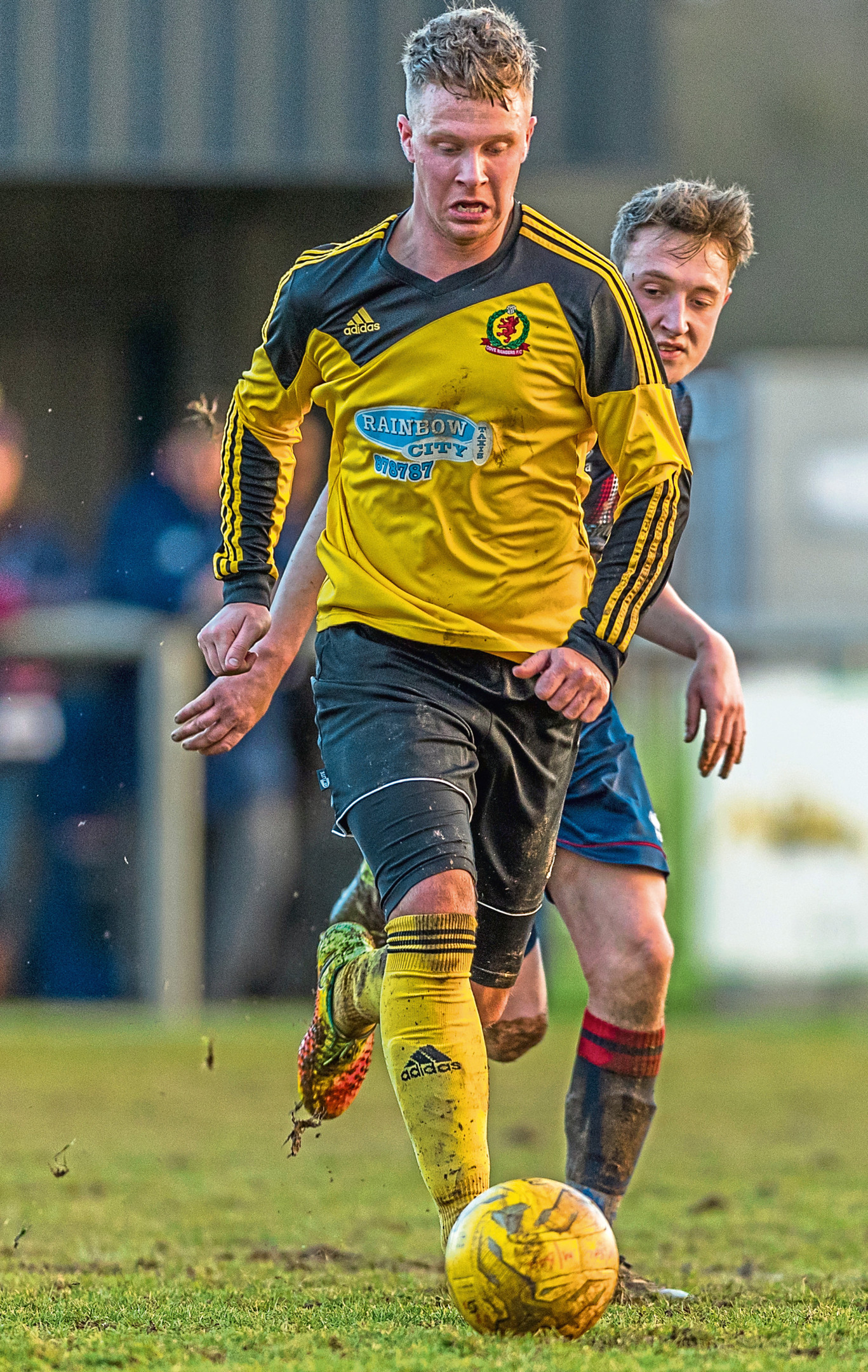 Cove Rangers midfielder Ryan Strachan hopes to be fit enough to play a part in his side's crunch pyramid play-off final