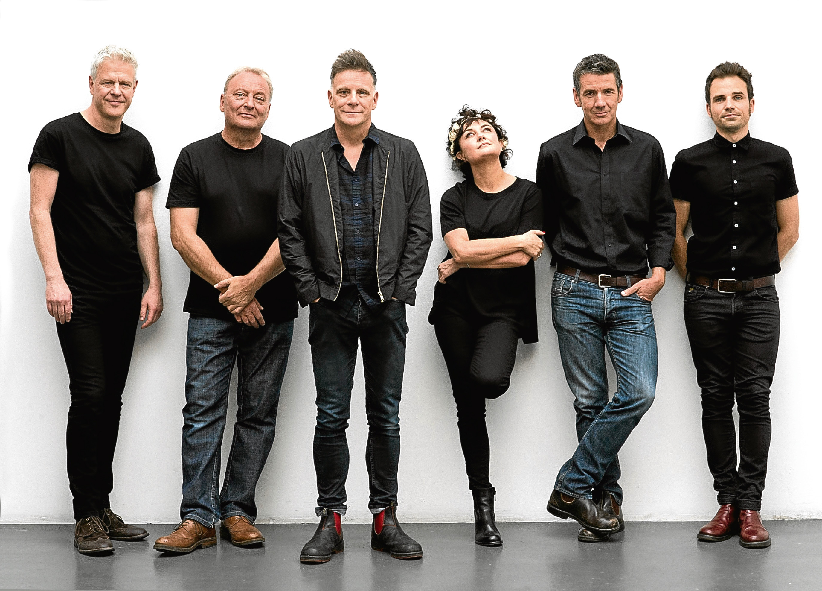 Deacon Blue are looking forward to their visit to the Outer Hebrides