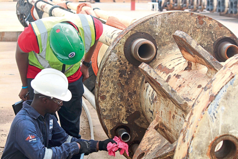 Aberdeen-headquartered engineering firm EnerMechs African operations **Please add details