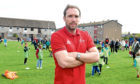 The Russell Anderson football festival of fun at Riverbank School, Aberdeen.