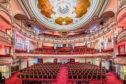 The auditorium at the Tivoli theatre in Aberdeen