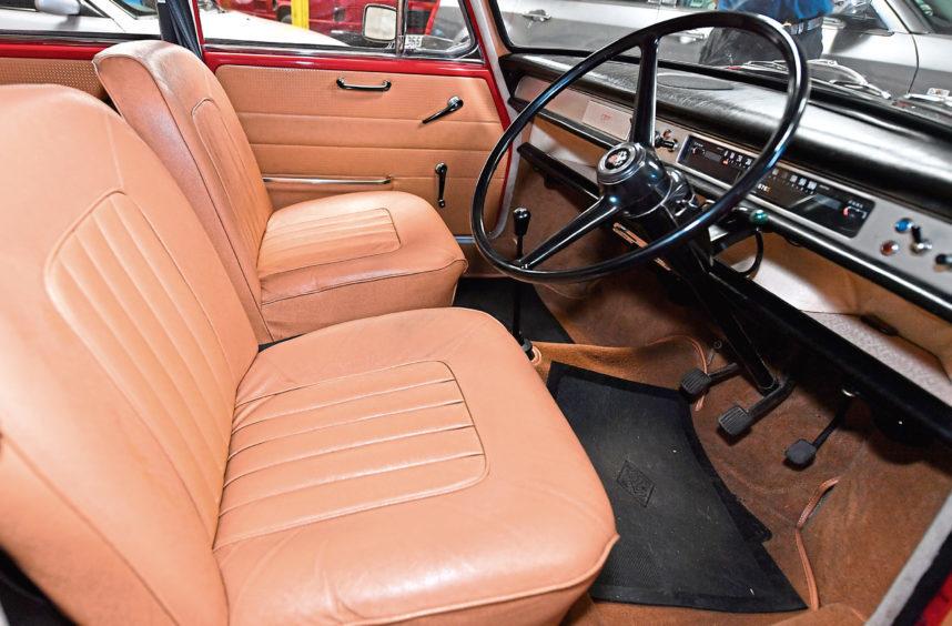 1965 Austin 1100
