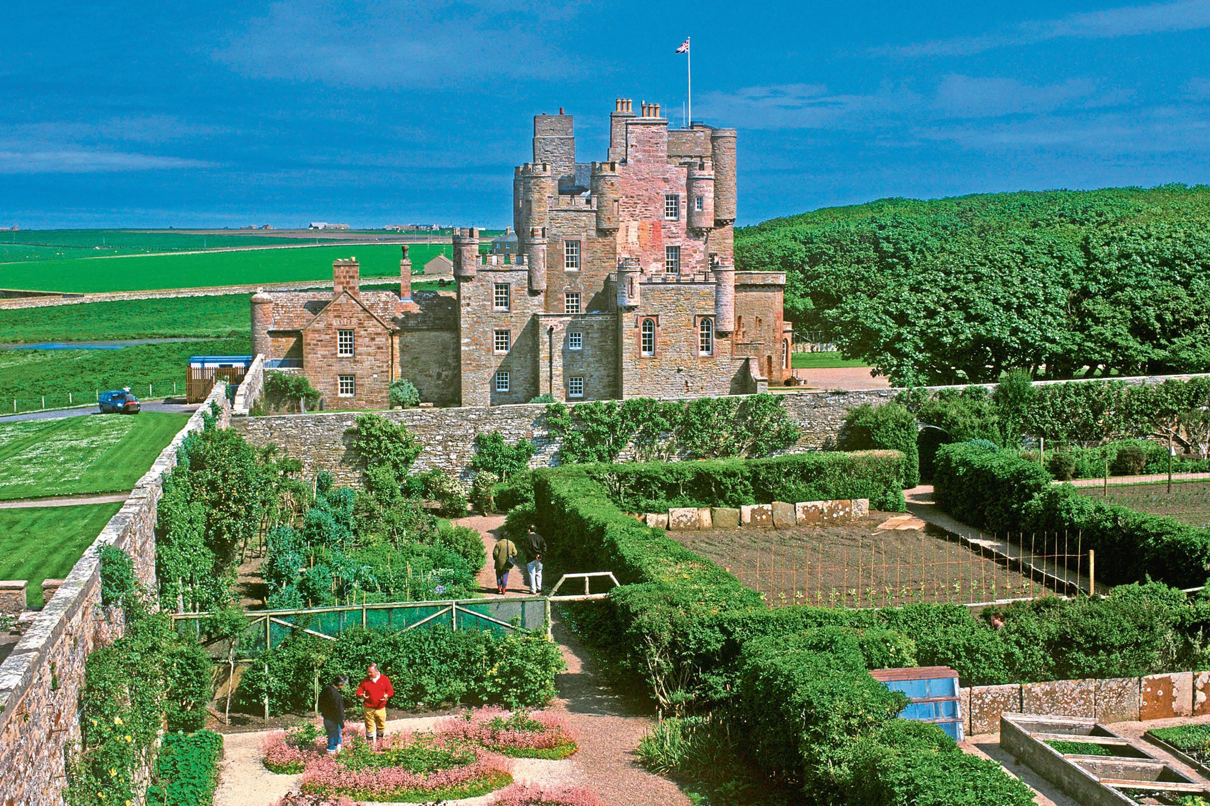 Castle of Mey.