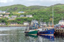 Mallaig Harbour where charges are being proposed for more than 120 parking places.