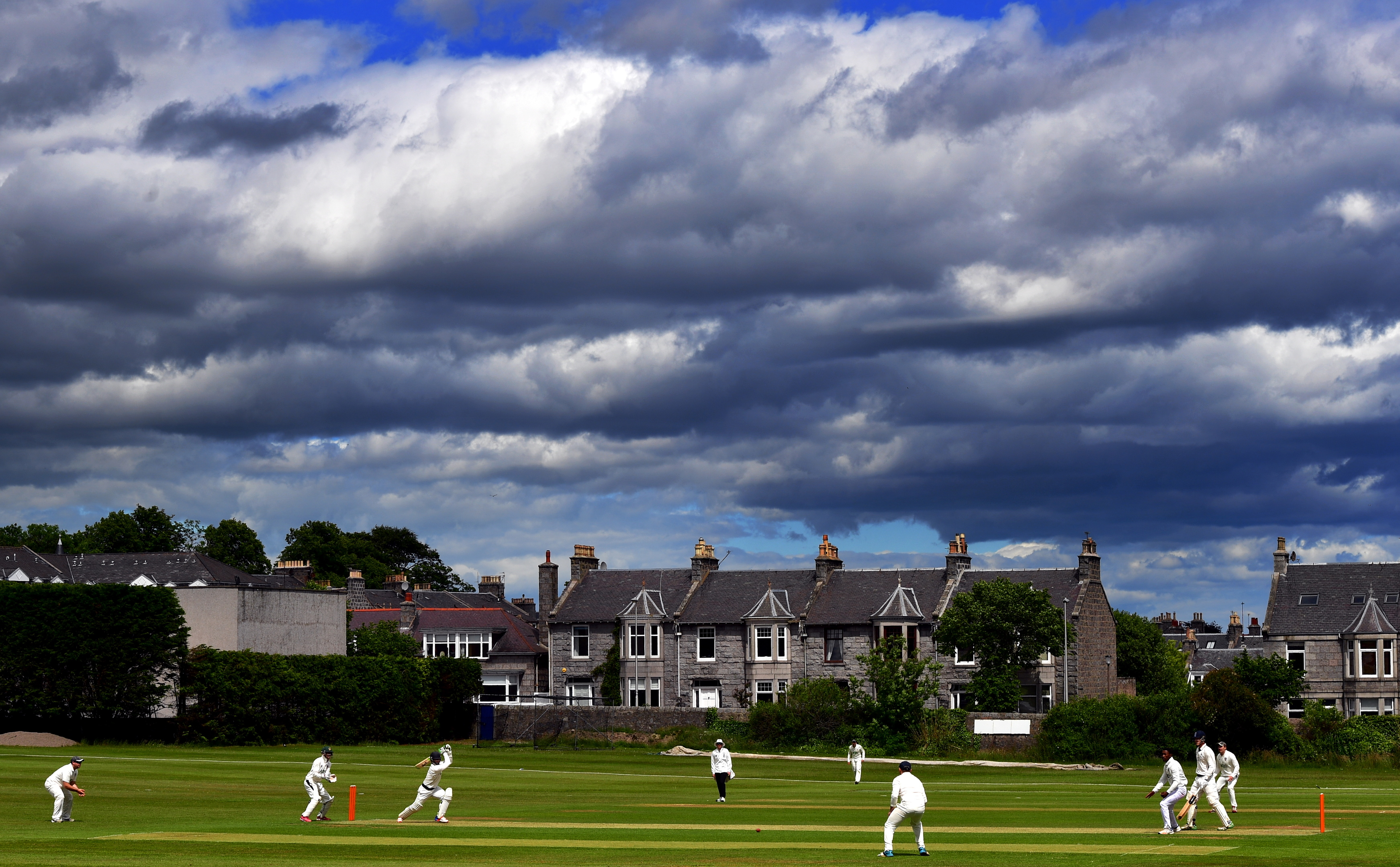 Mannofield has been a grand sporting venue for more than 150 years.