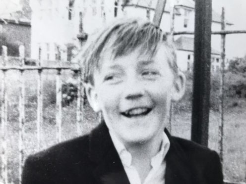 Alex Dan Smith at a school sports day shortly before his death.
