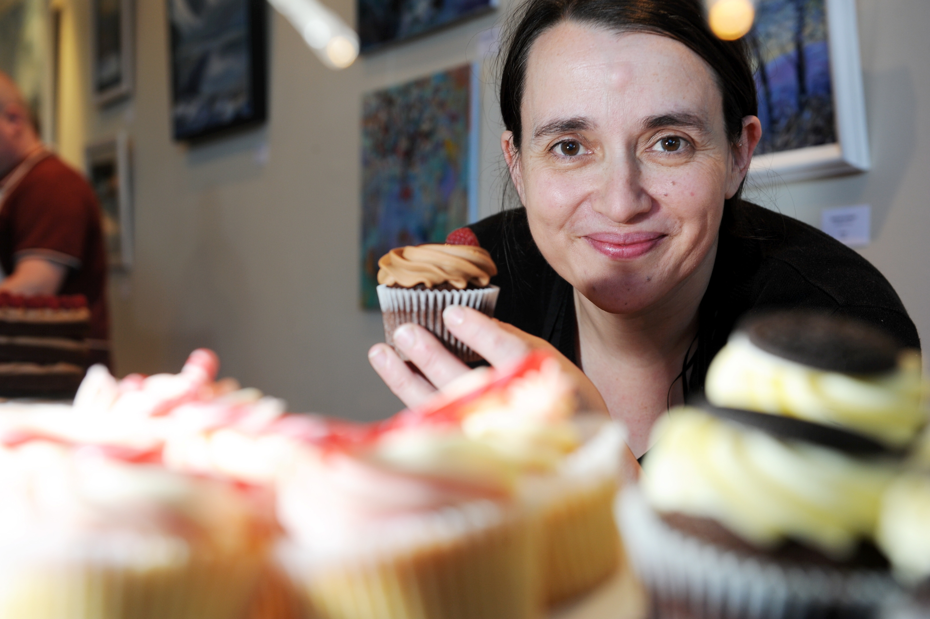 Jeni Hardie of Bad Girl Bakery