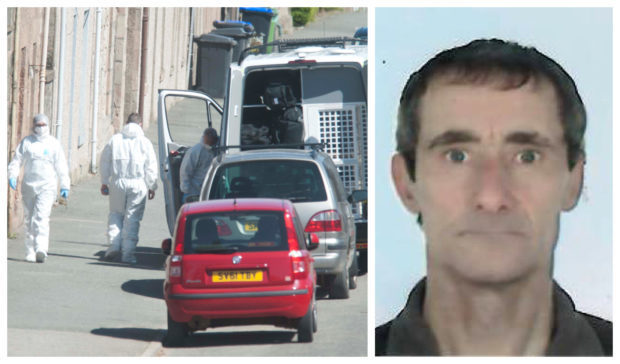 Alan Jones, 52, has been missing since last Friday.