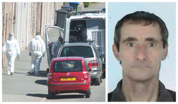 Alan Jones, 52, has been missing since last Friday.