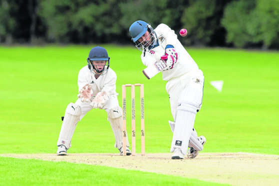 Gordonians want to make sure there's a plentiful supply of cricketing talent.