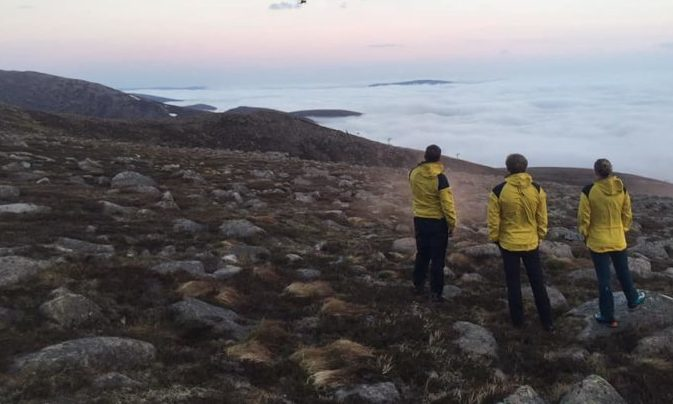 Picture by Cairngorm Mountain Rescue Team/Facebook