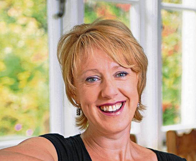 Wine expert Susy Atkins