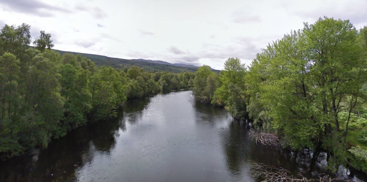 Emergency services including the coastguard and RNLI Loch Ness lifeboat were called to the river shortly after 1.20pm after reports that the woman had entered the water.