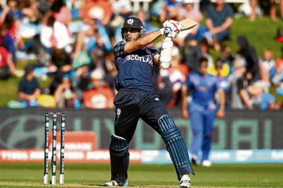 Aberdeen University is sponsoring Scotland's ODI internationals against Sri Lanka.