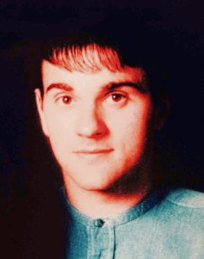 Kevin Macleod, 24, was found dead in Wick Harbour on February 8 1997