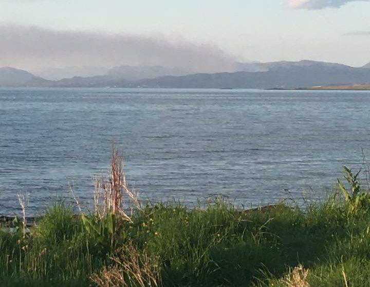 Lochalsh wildfire