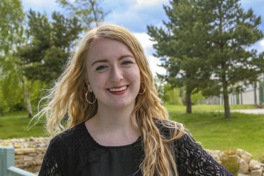 Sarah Baxter is manager of DYW Moray.