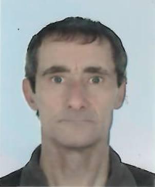 Missing Man Alan Jones, 52