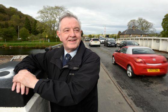 Councillor Alex Graham