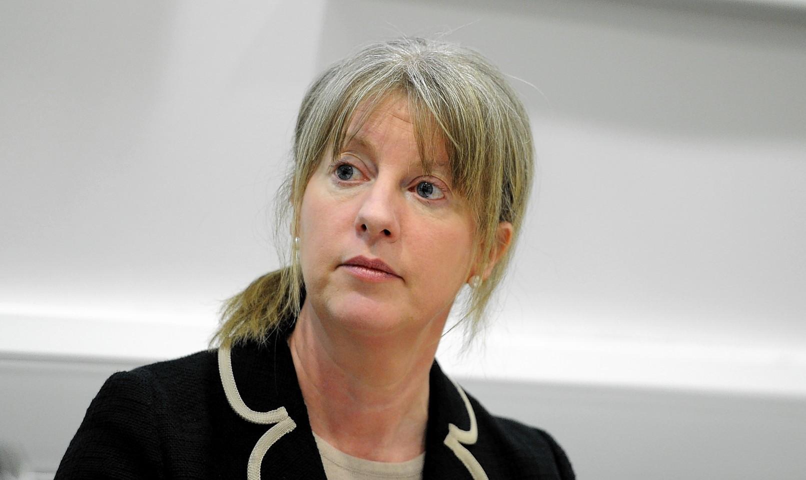 Health secretary Shona Robison