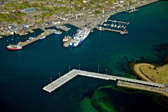 Stromness Pier